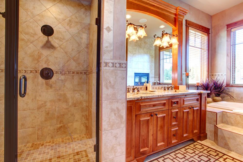 Functional Bathroom Vanity
