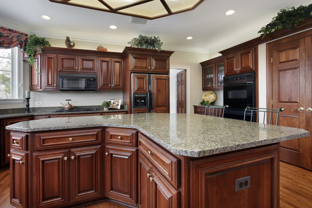 impact humidity wood kitchen cabinets