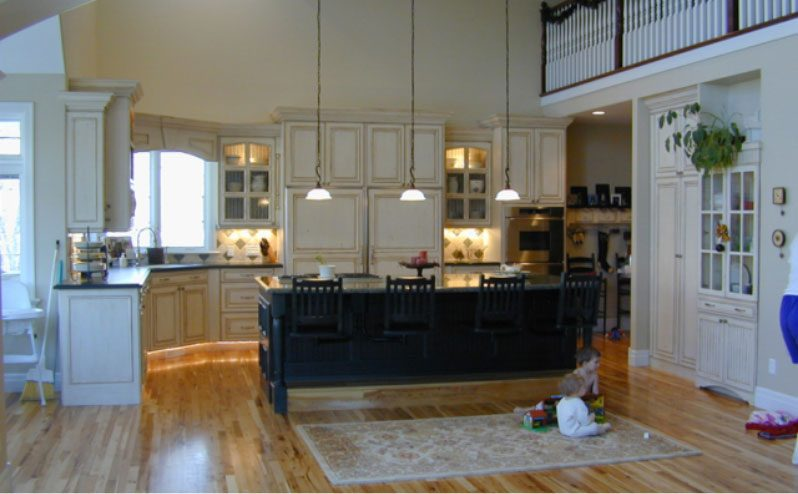 Traditional Kitchen Cabinets In Utah Swirl Woodcraft